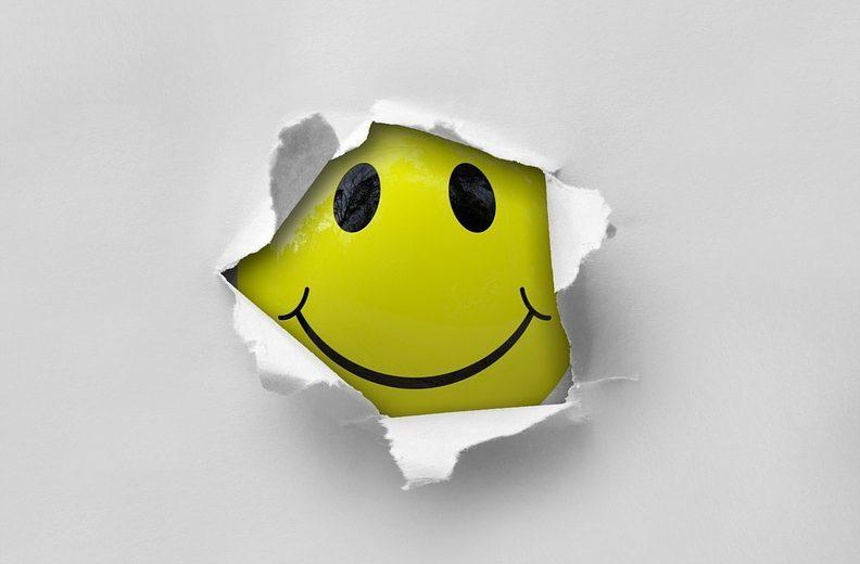 egyszerű smiley